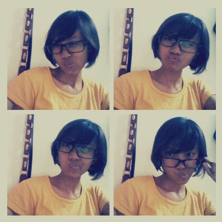 new hair look ;)
