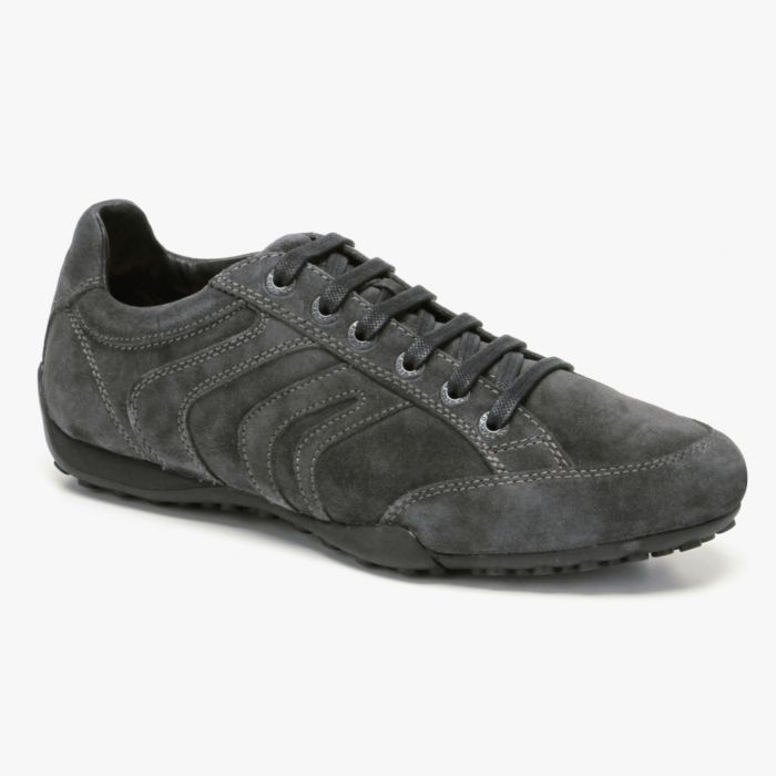 Snake Sneakers in Grey (GEOX3 1054609)