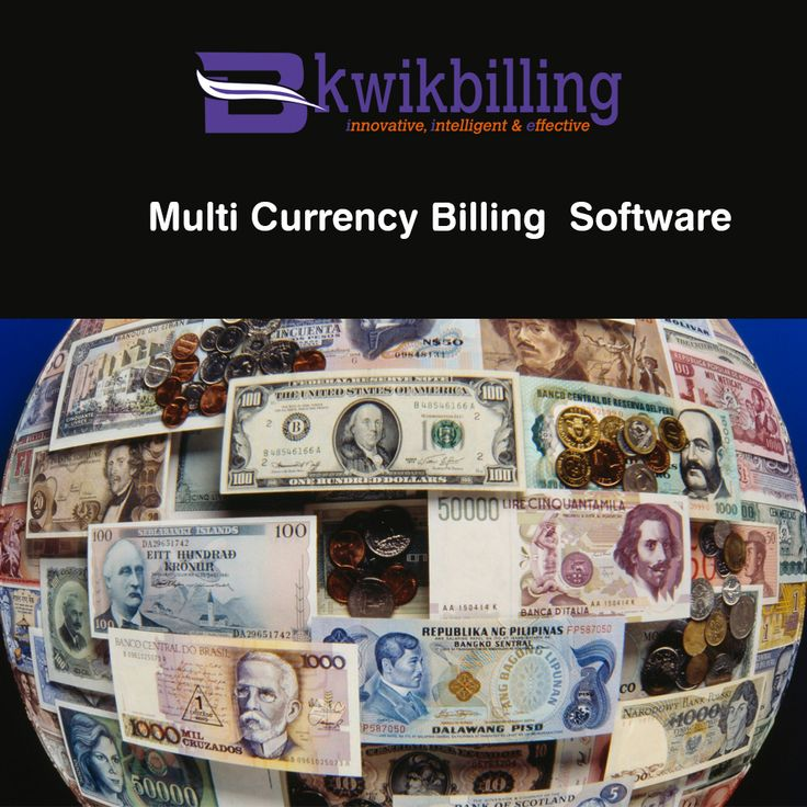 #KwikBilling - Multi Currency Online Billing & Invoicing #Software
