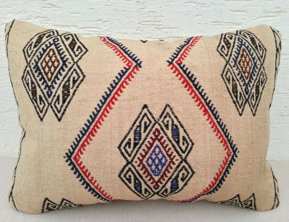 16x24 sofa large pillows kilim kelim lumbar pillow kilim pillow pastel large kilim