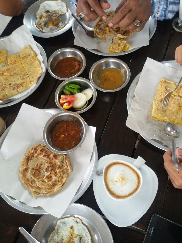 JUM -(786)- PA Roti & Coffee @Yala, Thailand