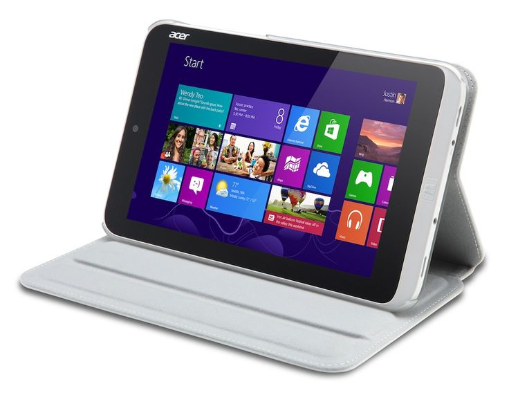 Acer W3_white_case #tabletism_pk