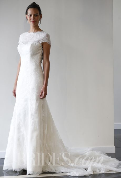 Brides.com: . #Apostolicfashion #modestfashion #modestdress #tzniutfashion #classicdress #formaldress #kosherfashion #apostolicclothing