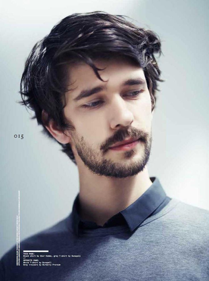 Ben Whishaw – The Book Agency