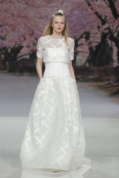 Vestidos de novia con bolsillos 2017: Los pequeños detalles marcan la diferencia Image: 22