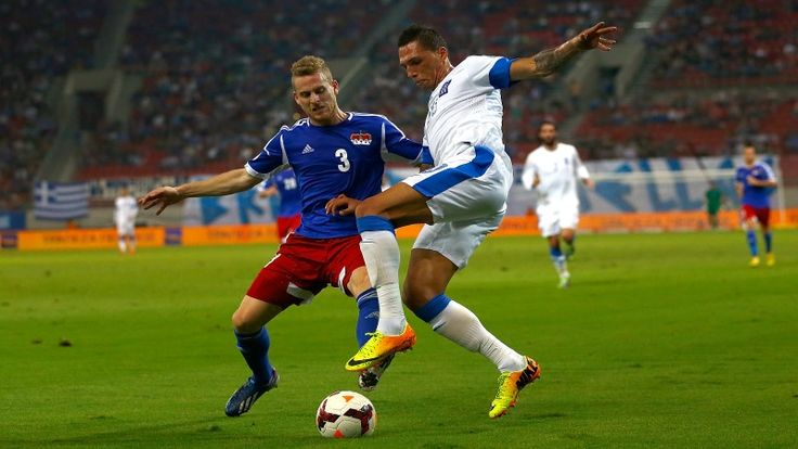 Recreation:Soccer is a sport most played by the Greeks, it is the most popular sport from the Olympics.