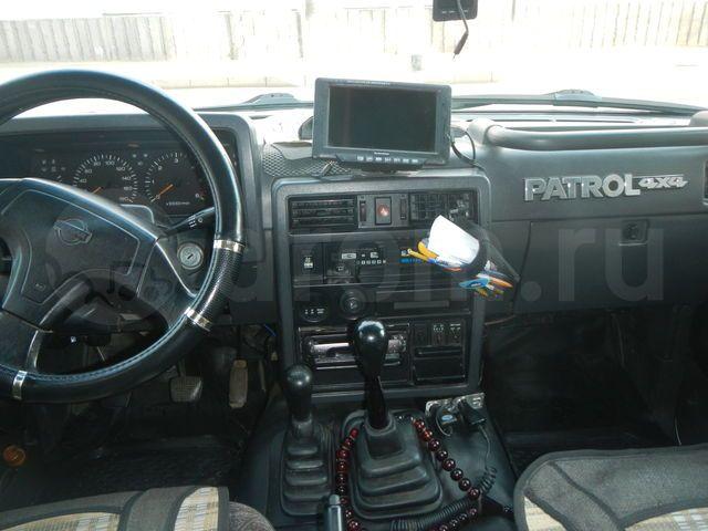 Nissan Patrol 1994