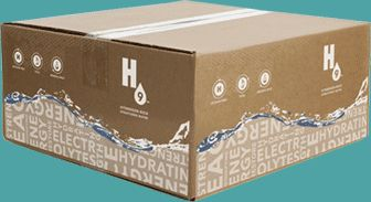 H9 - Hydrogen-Rich Structured Water One bottle is all you need each day to be fully hydrated! www.H9water.com/brandonshaver