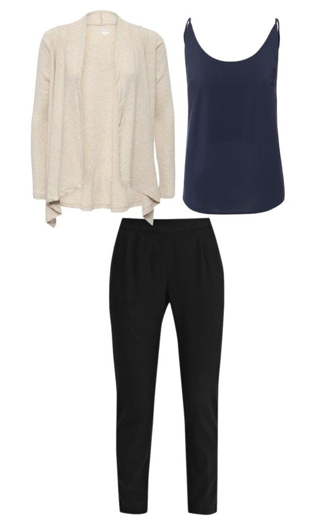 3 by lokidar on Polyvore featuring мода and Vero Moda