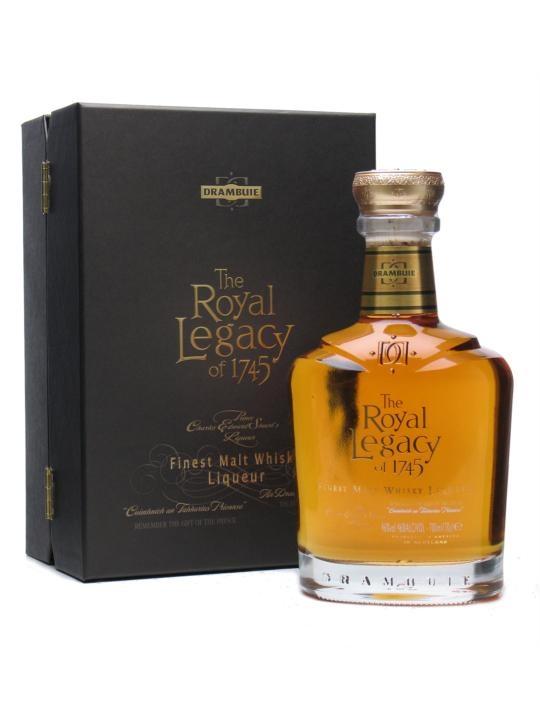 Drambuie Whisky Honey Liqueur
