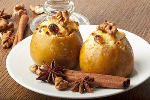 Manzanas Asadas al Horno Te enseñamos a cocinar recetas fáciles cómo la receta de Manzanas Asadas al Horno y muchas otras recetas de cocina.