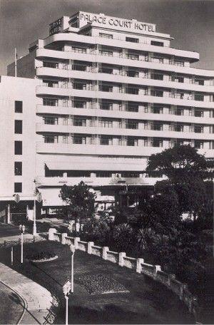 Palace Court Hotel, Bournemouth, 1936