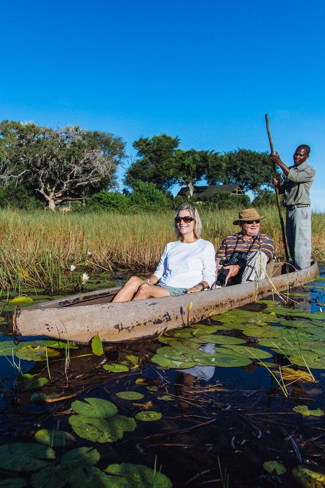 Okavango Delta, Botswana. Timbuktu Travel.