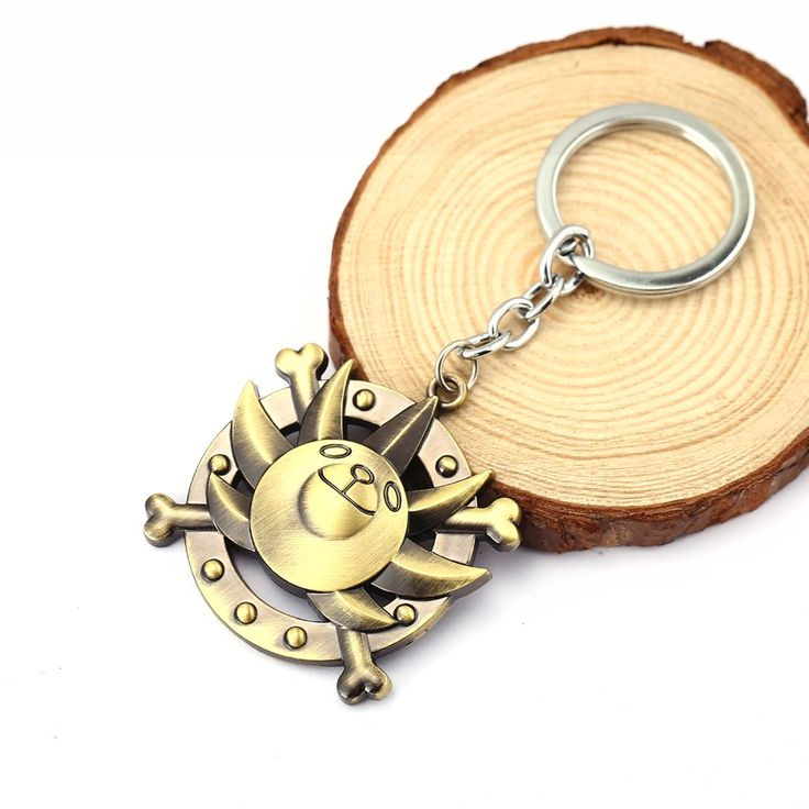 THOUSAND SUNNY One Piece Key Holders Keychain //Price: $7.00 & FREE Shipping //     #onepiecelover #onepieceatatime #dluffystore