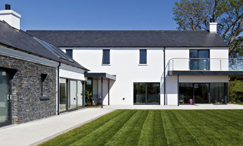 Paul Mcalister Architects The Barn Studio Portadown