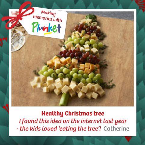 #24 Incorporating healthy snacks in fun & creative ways will encourage kids to try something new   #plunketadventcalendar