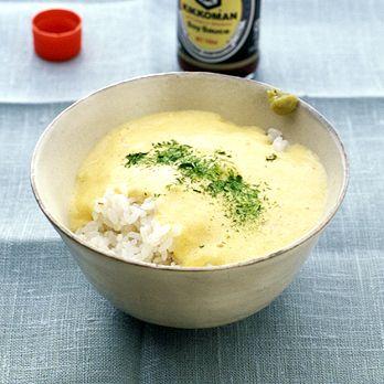 麦とろ丼 | 井澤由美子さんのどんぶりの料理レシピ | プロの簡単料理レシピはレタスクラブニュース