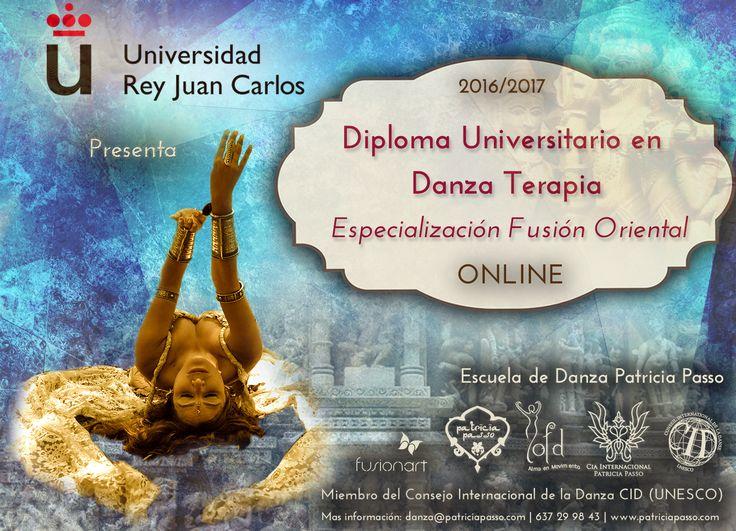 Presentamos el nuevo DIPLOMA UNIVERSITARIO en DANZA TERAPIA On-Line ➡ http://bit.ly/1UBAqhj