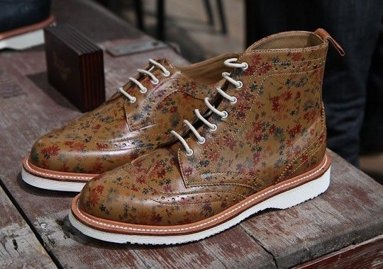 Stivaletti creepers Dr Martens