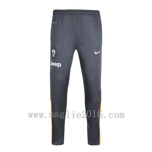 Nike Allenamento Pantaloni Lunghi Grigio Juventus 2016  €22.9
