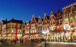 """Di. 29/12/'15: Kerstmarkt Brugge - ALLERLAATSTE PLAATSEN! """"Een unieke/fantastische kerstmarkt en bezoek er het IJssculpturen Festival!"""""""