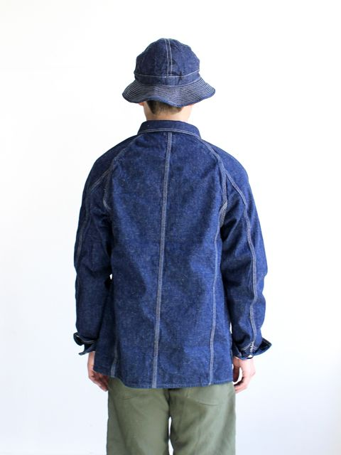 orSlow Oasurou 50's Cover All coveralls