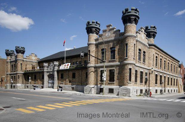 65 th CMR Regiment, 3721 Henri Julien street/Pine Avenue Montreal. Built in 1911