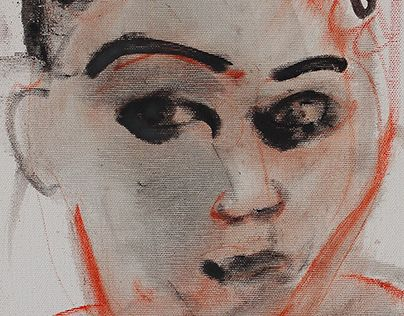 """Check out new work on my @Behance portfolio: """"Face 3"""" http://be.net/gallery/32562693/Face-3"""
