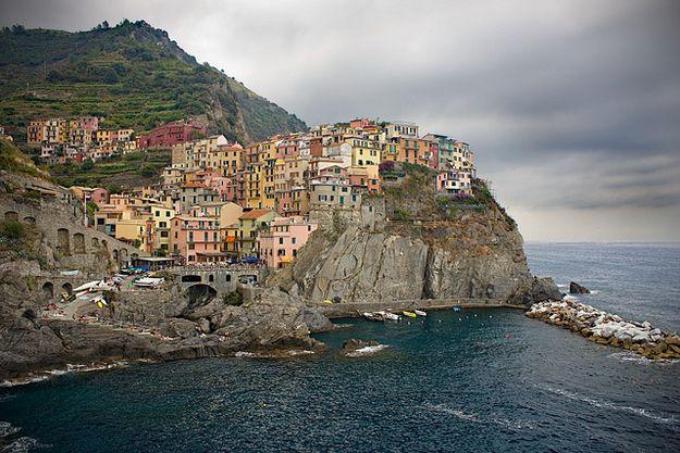 Cinque Terre  Itália