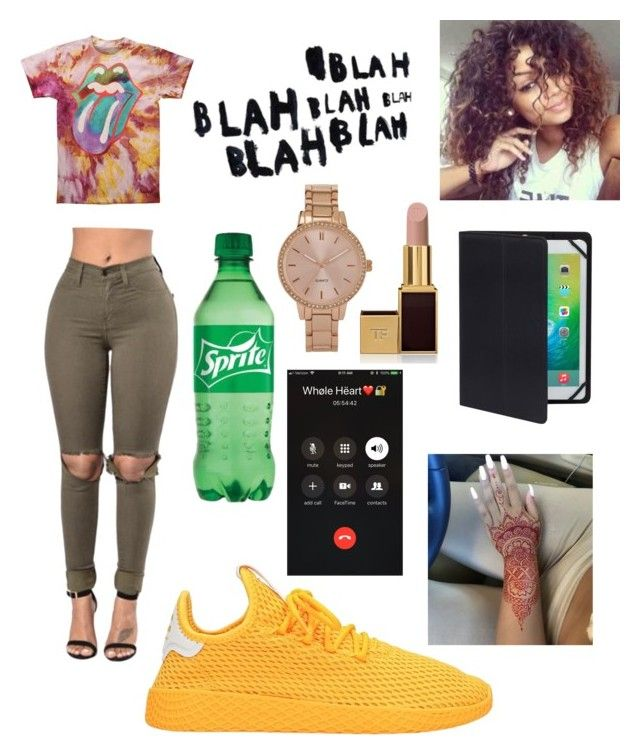 """""""Untitled #326"""" by aniyshprincess on Polyvore featuring adidas, iHome, Tom Ford and Aéropostale"""