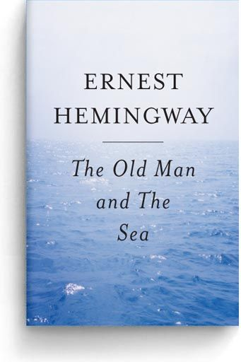 the old man and the sea by ernest hemingway thesis statement Hemingway's iceberg principle of writing in relation to the old man and the sea ernest hemingway is one of the most famous american writers widely known for his unique style and writing techniques.