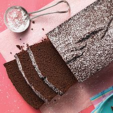 Chocolate Coconut Cake: Without embellishment, this dense, moist, gluten-free cake is a perfect snack to serve with coffee. With the addition of whipped cream, chocolate sauce, and/or raspberry jam, it becomes a decadent dessert for any occasion.
