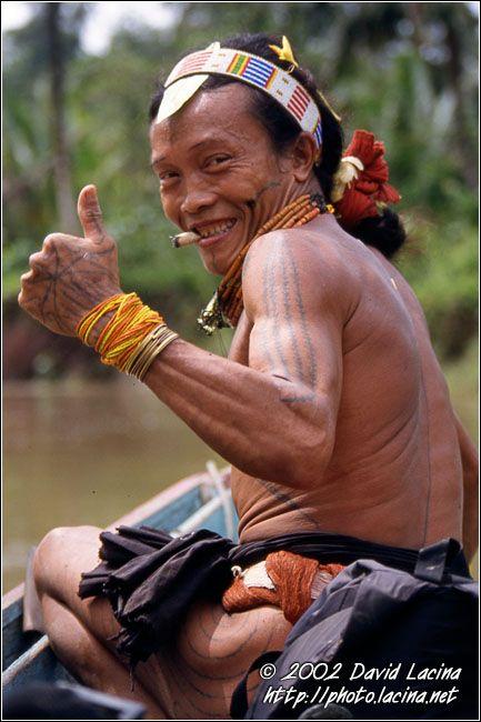 Mentawai Sikerei - Siberut island, Indonesia