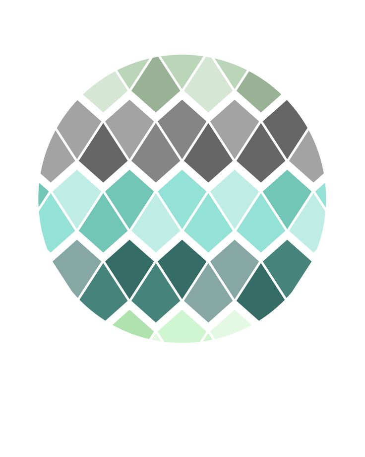 Oh So Lovely Blog: BE HAPPY. BE BRIGHT. BE YOU. (FREE GEOMETRIC PRINTABLES)