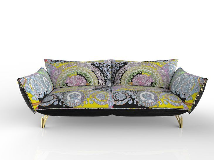 Discover The New Versace Home Furniture Collection For 2019 Versace Home Versace Furniture Luxe Decor