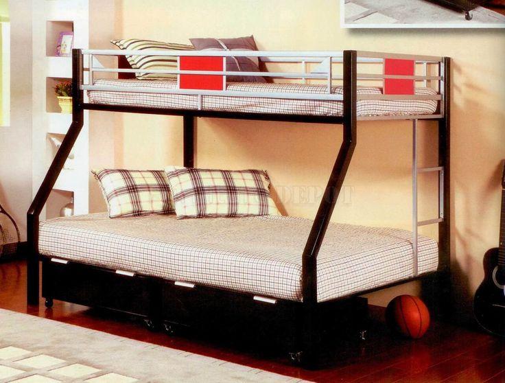 30 Twin Over Full Bunk Bed Mattress Set