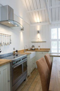 simple kitchen wall units. No wall units  no tiles clean and simple Dartmoor kitchen by Roderick James Architects 143 best Kitchens images on Pinterest Barn houses Pole barn homes