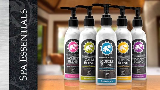 Our new range of 100% natural massage oils are now available to buy online at http://www.homespunholistics.com/products/massage-oil.asp