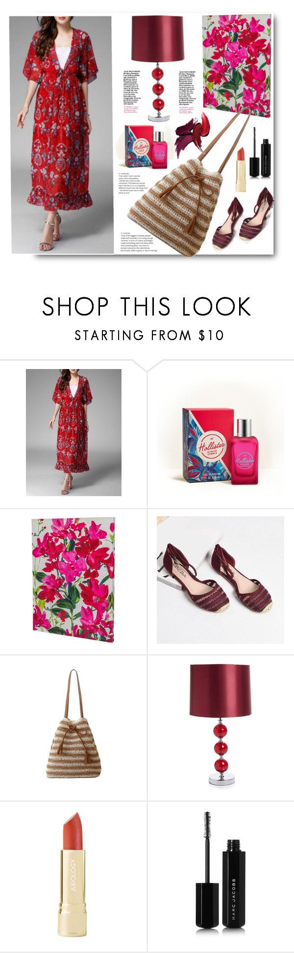 """""""Summer trend"""" by natalyapril1976 on Polyvore featuring Mode, Hollister Co. und Marc Jacobs"""
