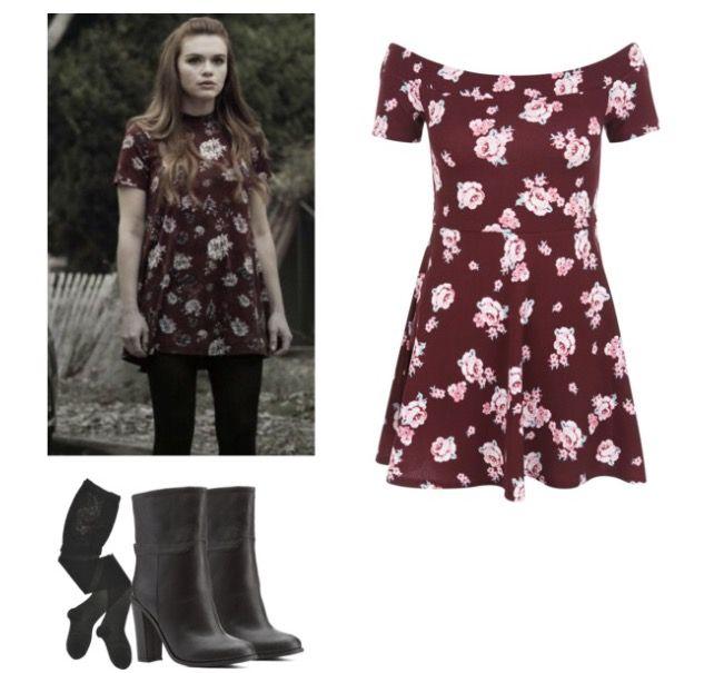 #Lydia Martin Outfits , #Lydia Martin Style , #Lydia ...