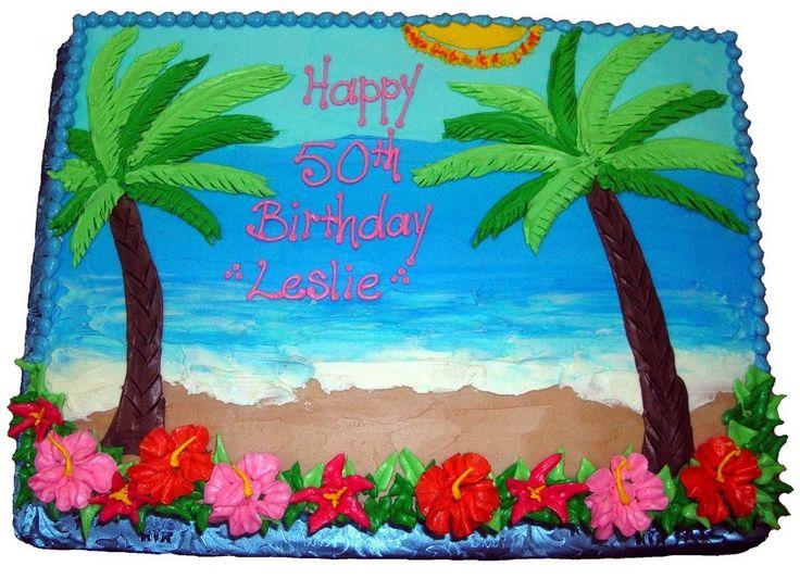 cakes, tropical | Caroline's Cakes' Specialty Cakes