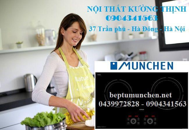 Địa chỉ bán bếp từ Munchen uy tín: