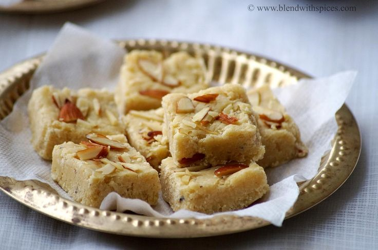 7 Cup Sweet / 7 Cup Burfi Recipe - Deepavali Special Sweets Recipes | Indian Cuisine