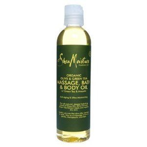 Our all natural, deeply hydrating blend of shea oil, olive oil and green tea extract heals and repairs dry skin