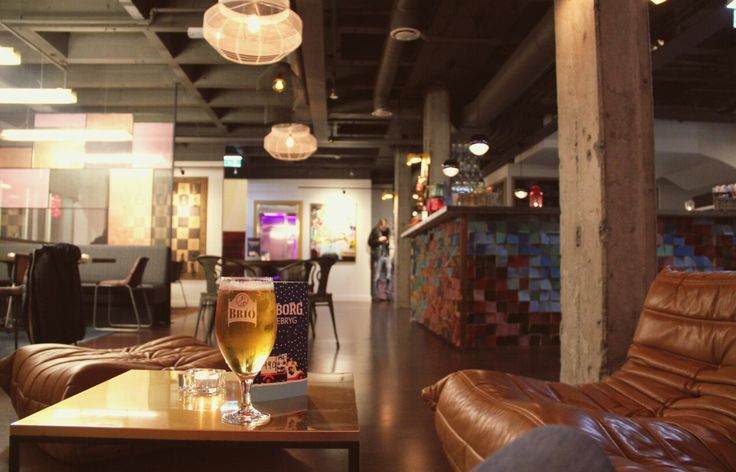 my first night on Iceland #beer #hotel #design #iceland