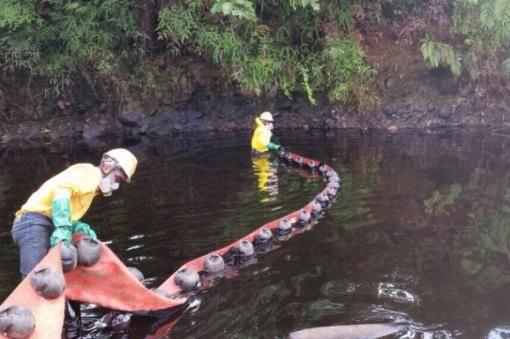 Atentado contra oleoducto en Putumayo produce nuevo derrame de crudo   Blu Radio