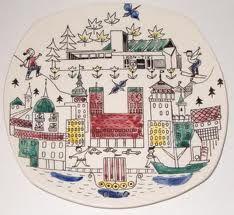 stavanger flint ceramics