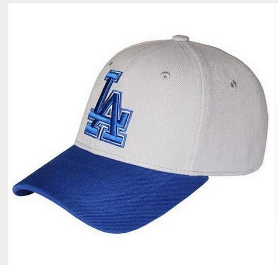 2017 New Baseball Caps LA Dodgers Embroidery Hip Hop bone Snapback Hats for Men Women Adjustable Gorras Casquette