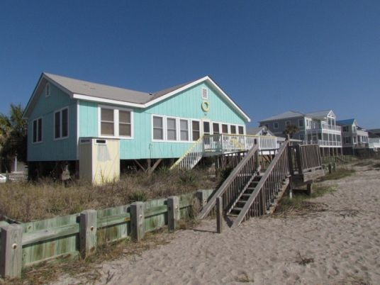 edisto realty - palmetto peach - beachfront