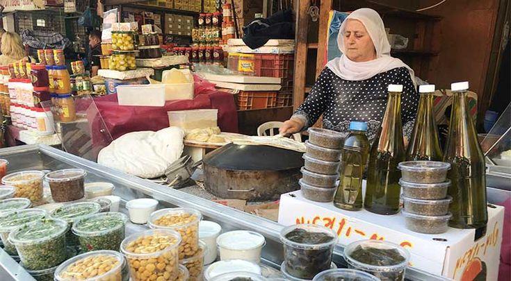 Tel Aviv Markt